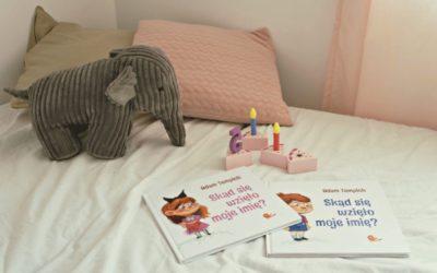 Wyjątkowy prezent na święta i urodziny dla dzieci – książka i bajka personalizowana