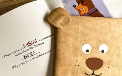 Jak zapakować książkę dla dzieci ? – kreatywny i zaskakujący sposób
