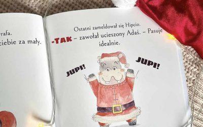 Wyjątkowe świąteczne książki dla dzieci – 7 przepięknych propozycji dziecięcych książek na Boże Narodzenie