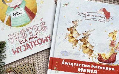 Niezwykłe książki dla dzieci na święta – 7 propozycji książek świątecznych dla dzieci